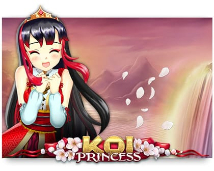 NetEnt Koi Princess