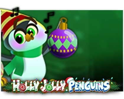 Microgaming Holly Jolly Penguins