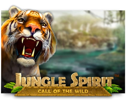NetEnt Jungle Spirit: Call of the Wild
