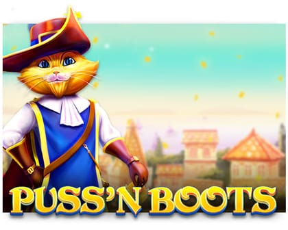 Red Tiger Gaming Puss'n Boots