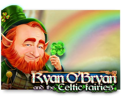 Red Rake Gaming Ryan O'Bryan and the Celtic Fairies