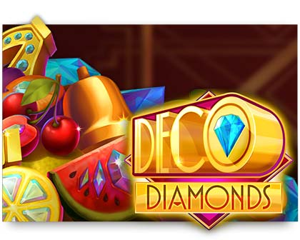 Just For The Win Deco Diamonds