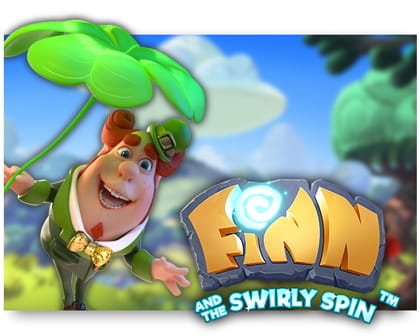 NetEnt Finn and the Swirly Spin