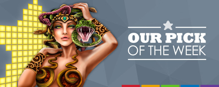 Our Pick of the Week: Medusa!