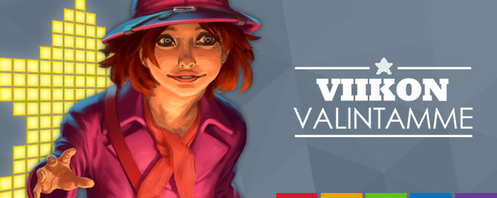Viikon valintamme: The Epic Journey!