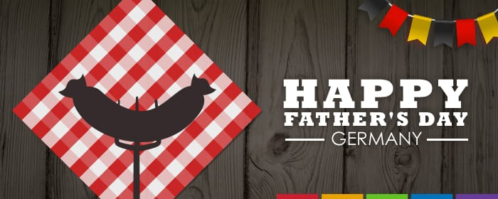 Happy Fathers' Day Germany!