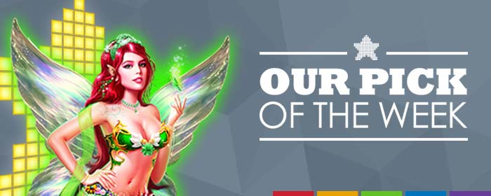 Our Pick of the Week: Pixie Wings!