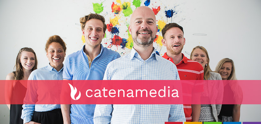 En av våre beste mediapartnere: Catena Media!
