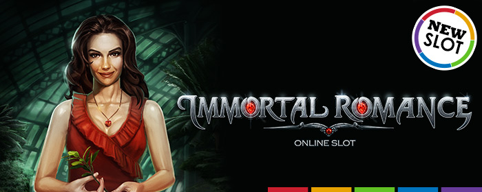 Immortal Romance on mobile!
