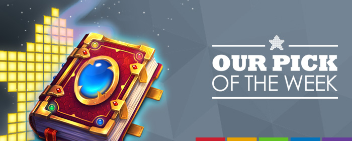 Our Pick of the Week: Lines of Magic!